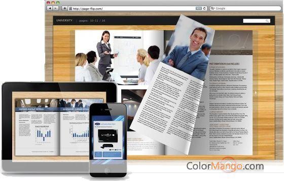 FlippingBook Publisher Screenshot