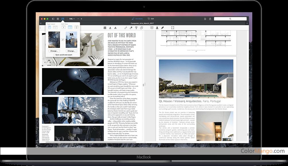 PDF Expert pour Mac Screenshot