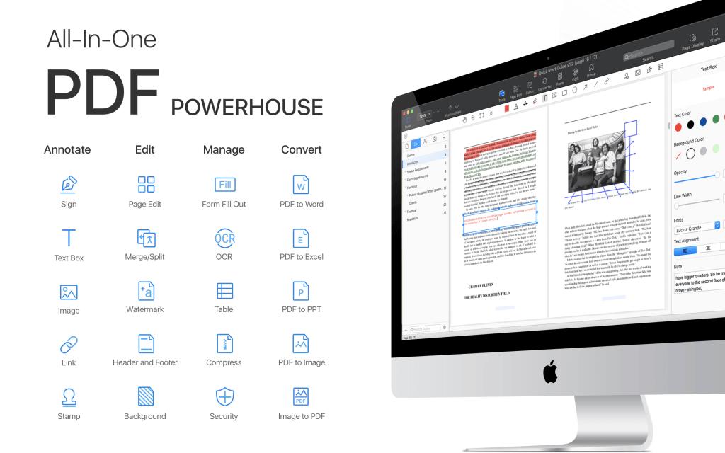 PDF Reader Pro Screenshot