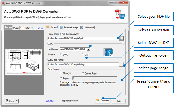 Autodwg pdf to dwg converter 26 off coupon 100 worked autodwg pdf to dwg converter screenshot fandeluxe Choice Image