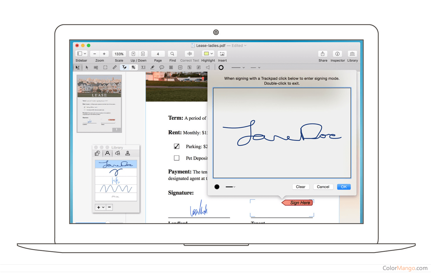 PDFpenPro for Mac - Download Free ( Latest Version)