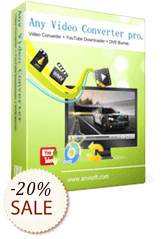 Any DVD Converter Pro Discount Coupon
