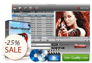 Pavtube iMedia Converter for Mac Discount Coupon
