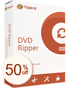 Tipard DVD Ripper Discount Coupon