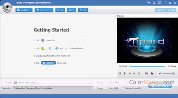 Tipard DVD Ripper 83% Discount Coupon (100% Working)