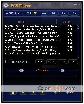 AV Voice Changer Software Capture D'écran