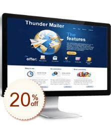 Thunder Mailer Discount Coupon