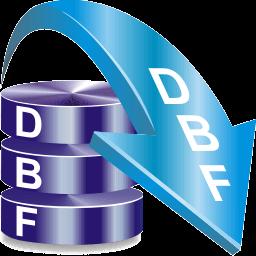 convert dbf file to pdf online