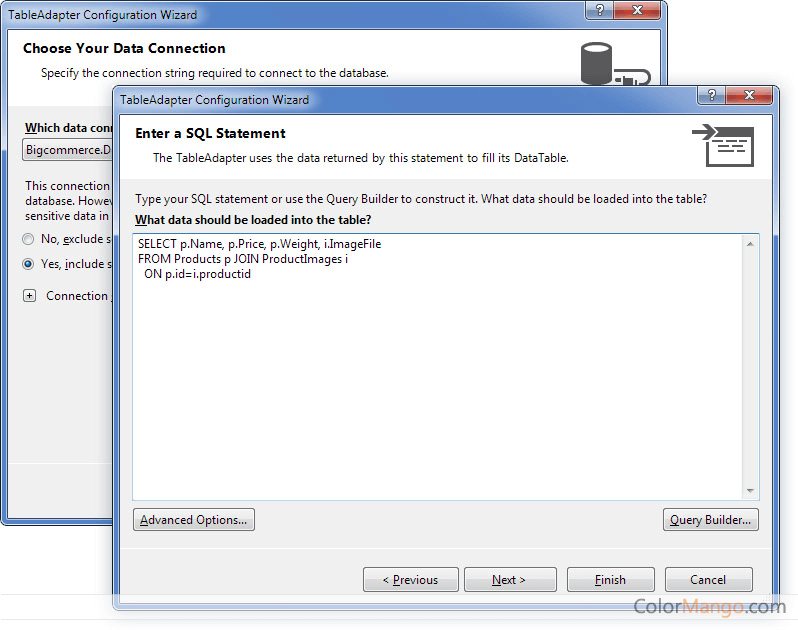 dotConnect for Bigcommerce Screenshot