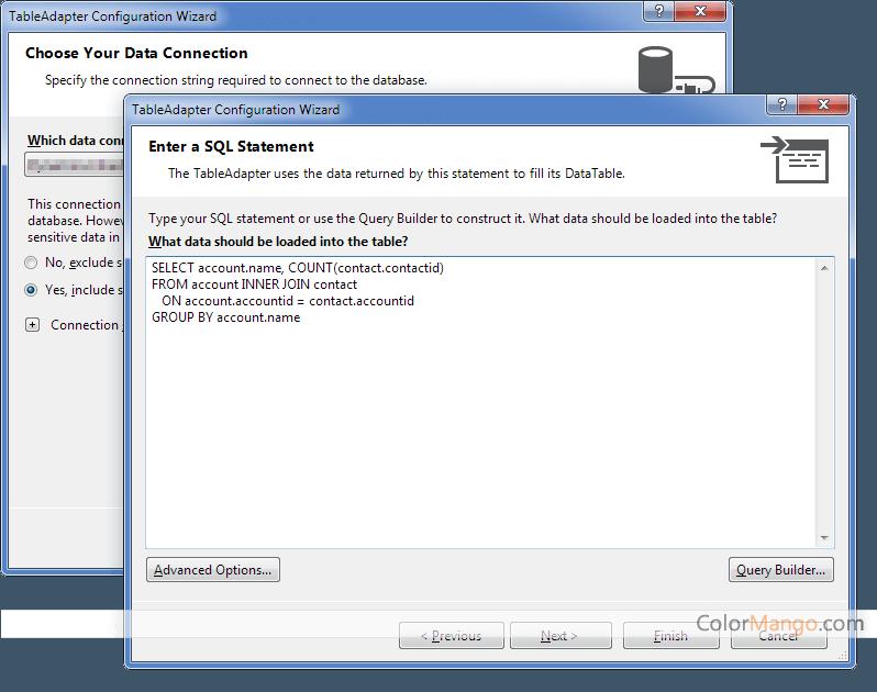 dotConnect for Dynamics CRM Capture D'écran