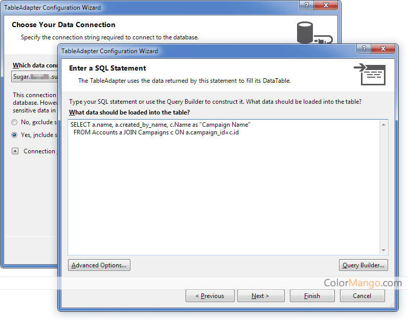 dotConnect for SugarCRM Screenshot