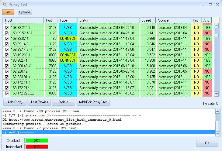GSA SEO Indexer Capture D'écran