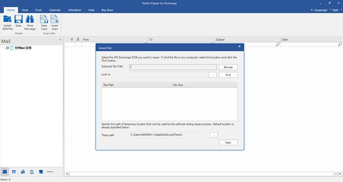 Stellar Toolkit for Exchange Screenshot