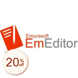 EmEditor Professional Discount Coupon