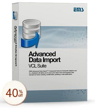 EMS Advanced Data Import VCL Discount Deal