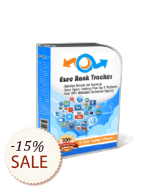 Ezee Rank Tracker Discount Coupon