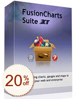 FusionCharts Suite XT Discount Coupon