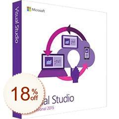 Microsoft Visual Studio Discount Coupon