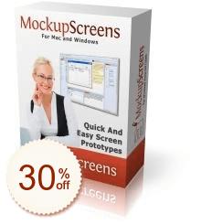MockupScreens Discount Coupon