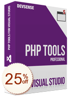 PHP Tools for Visual Studio Discount Coupon