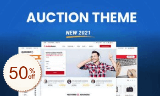 PremiumPress Auction Theme Discount Coupon