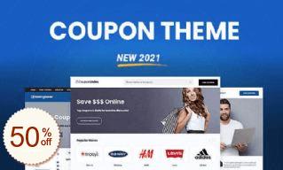 PremiumPress Coupon Theme Discount Coupon