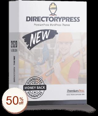 PremiumPress Directory Theme Discount Coupon