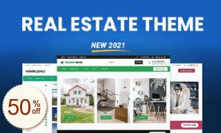 PremiumPress Real Estate Theme Boxshot