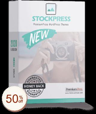 PremiumPress Stock Photography Theme Discount Coupon