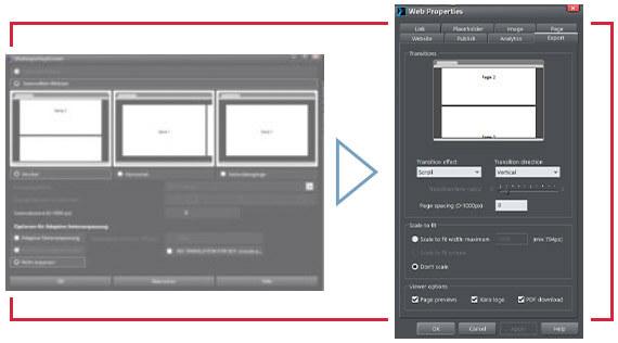 Xara Web Designer Screenshot