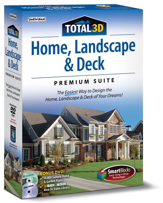 Total 3D Home, Landscape & Deck Premium Suite Online