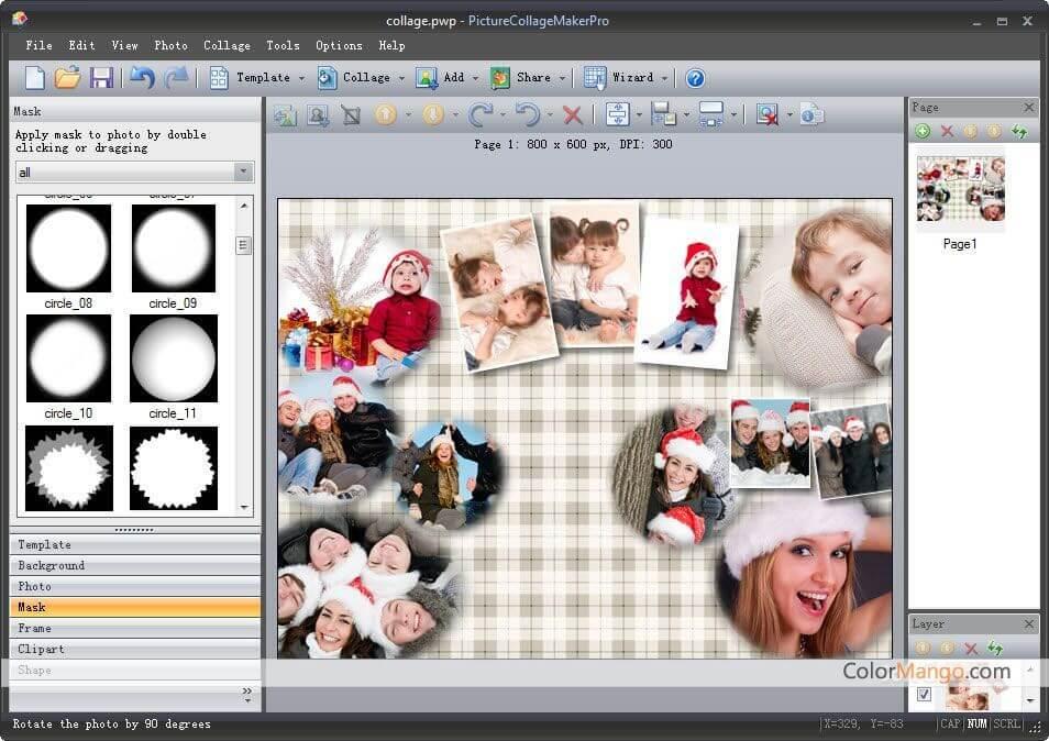 Программы для создания поздравлений из фотографий
