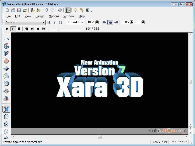 Xara 3d Maker Online Shopping Price Free Trial Rating