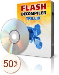 Eltima Flash Decompiler Trillix Code coupon de réduction