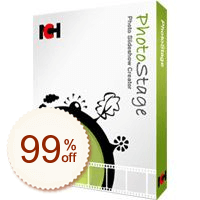 PhotoStage Slideshow Software Discount Coupon