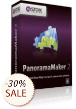 STOIK PanoramaMaker for Windows Discount Coupon
