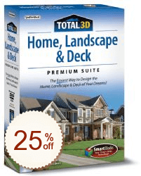 Total 3D Home, Landscape & Deck Premium Suite Discount Coupon