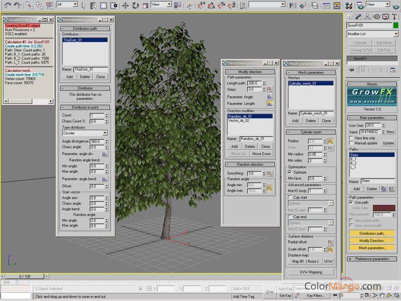 GrowFX Screenshot