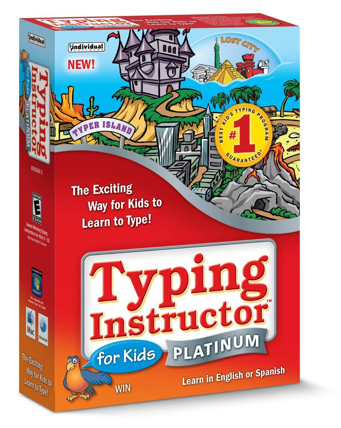 Typing Instructor for Kids Platinum promo code