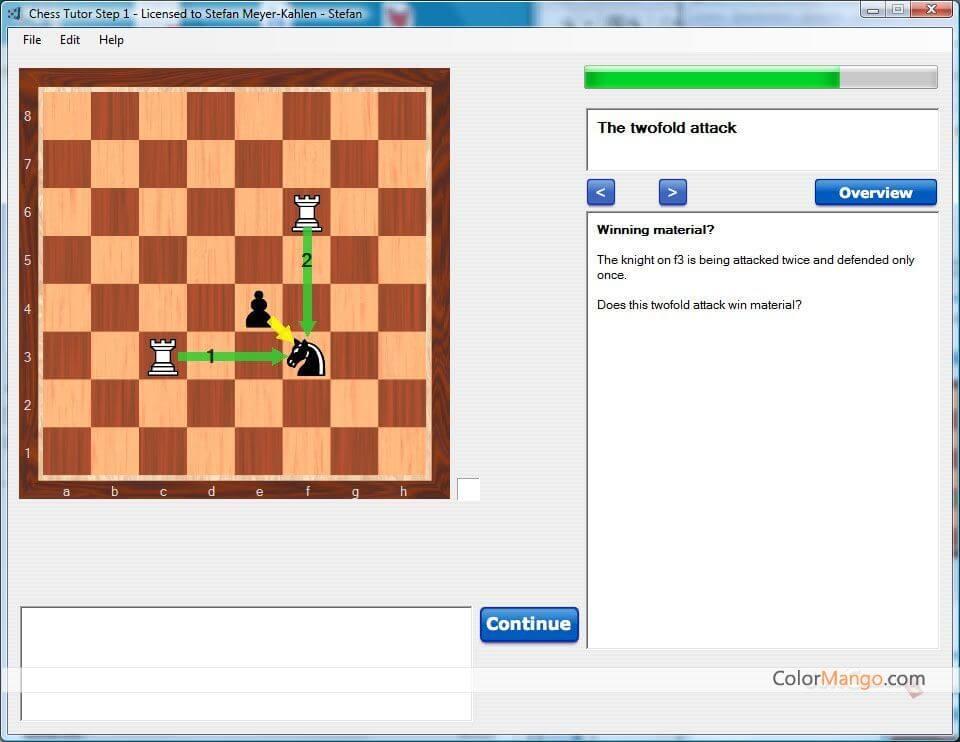 Shredder Chess Tutor スクリーンショット