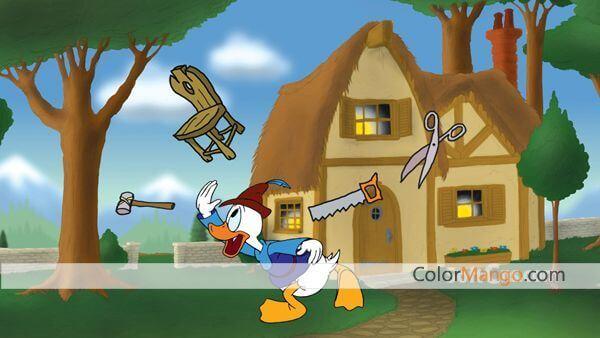 Disney: Mickey's Typing Adventure Screenshot