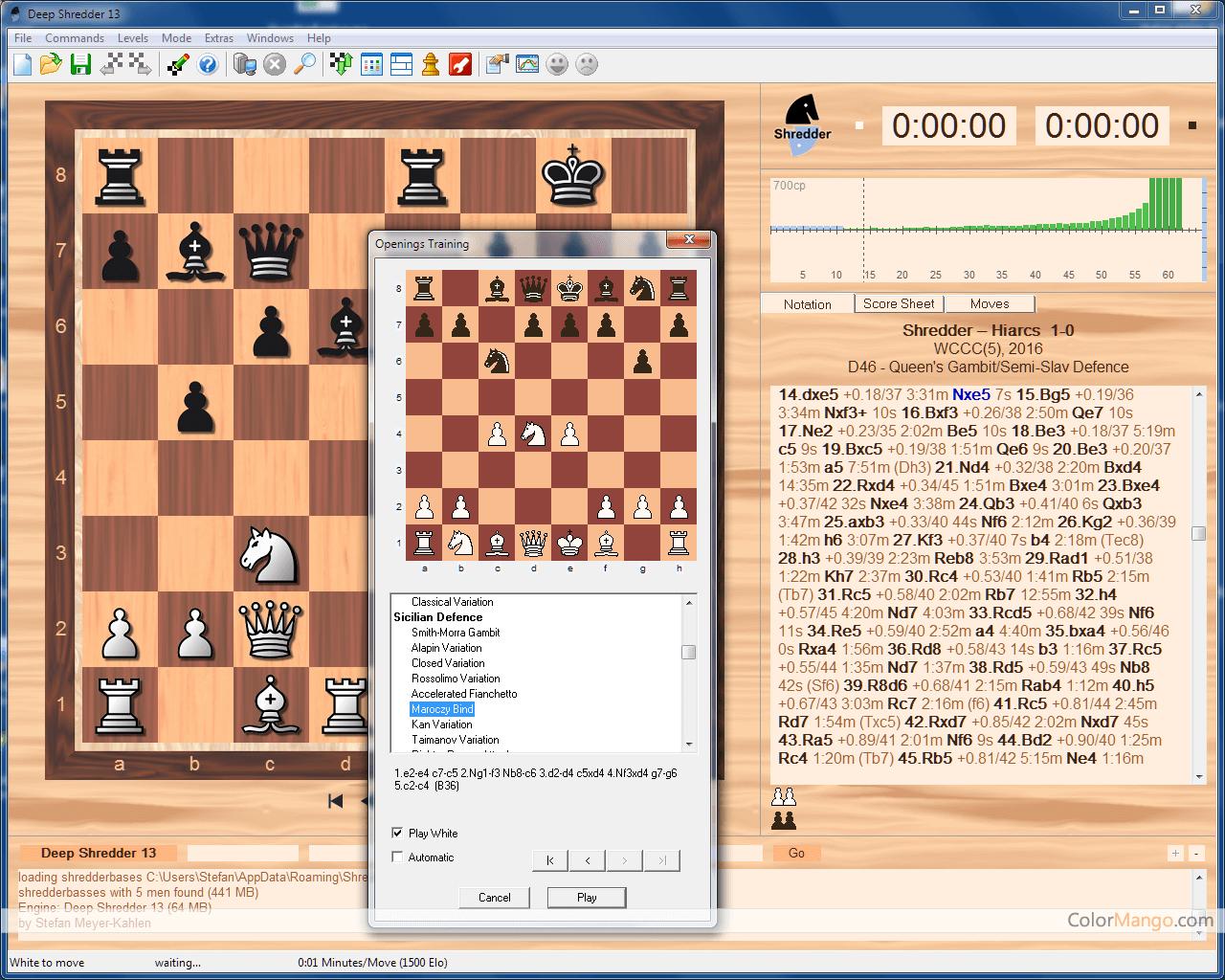 Deep Shredder Screenshot