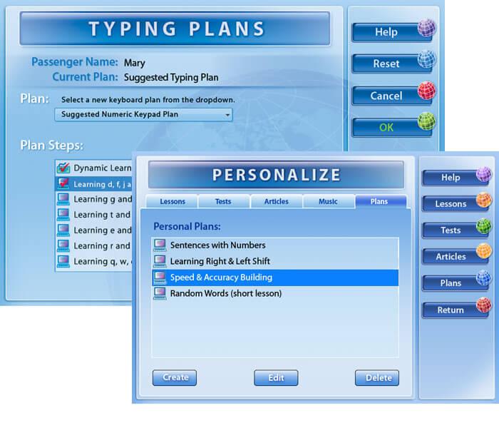 Typing Instructor Gold Screenshot
