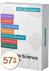 365 Data Science Discount Coupon