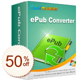 Coolmuster ePub Converter Discount Coupon
