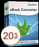 Epubor eBook Converter Discount Coupon