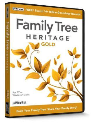 Family Tree Heritage sparen