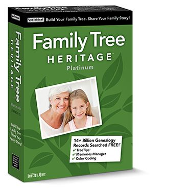 Family Tree Heritage Platinum Discount Coupon