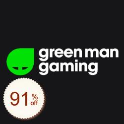 Green Man Gaming Discount Coupon