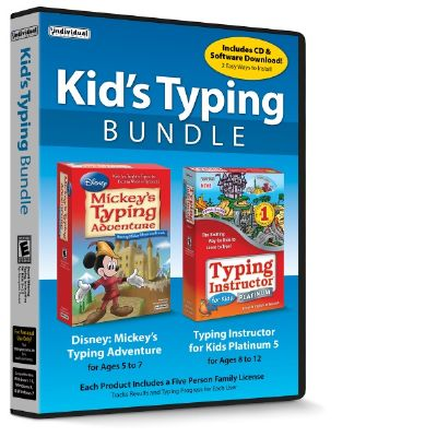 Kid's Typing Bundle Shopping & Trial